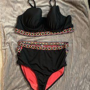 Super fun Two-piece swimsuit